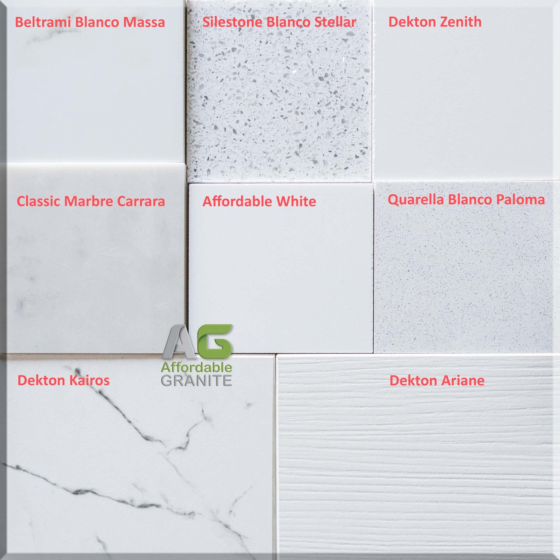 150930 beltrami blanco massa dekton zenith kairos ariane silestone blanco stellar affordable white