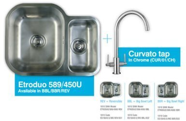 Affordable Kitchen Sinks Offers / Buy Discount Sinks