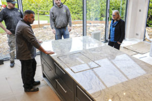Affordable Granite Green Stone granite worktops kashmir lime Case Study 13.12.2019 Still6 thumbnail