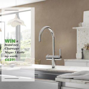 Affordable Granite Instagram giveaway clearwater magus tap granite worktops