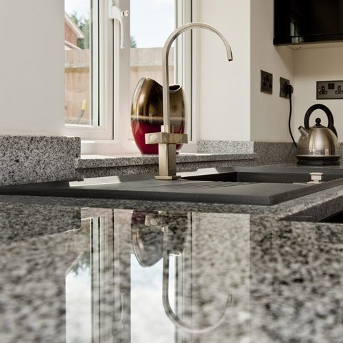 Bespoke Granite Worktops Colours for Kitchen Surfaces