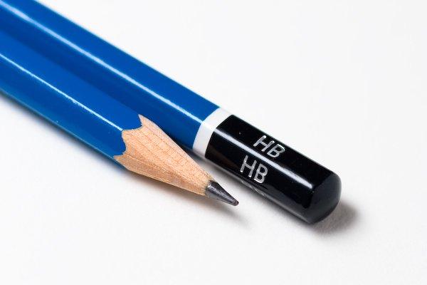 Bevel Pencil edge profile
