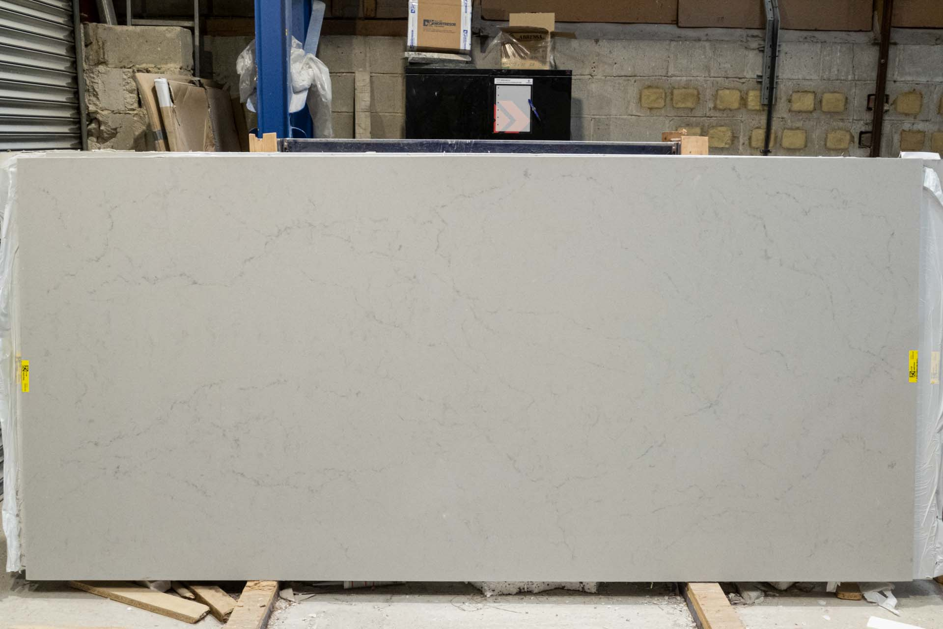 Caesarstone Georgian Bluffs quartz worktops 103923a
