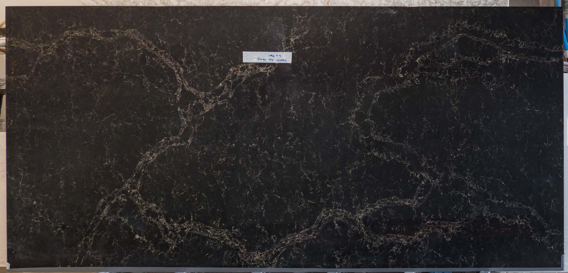Caesarstone Vanilla Noir quartz worktops special offer 124926