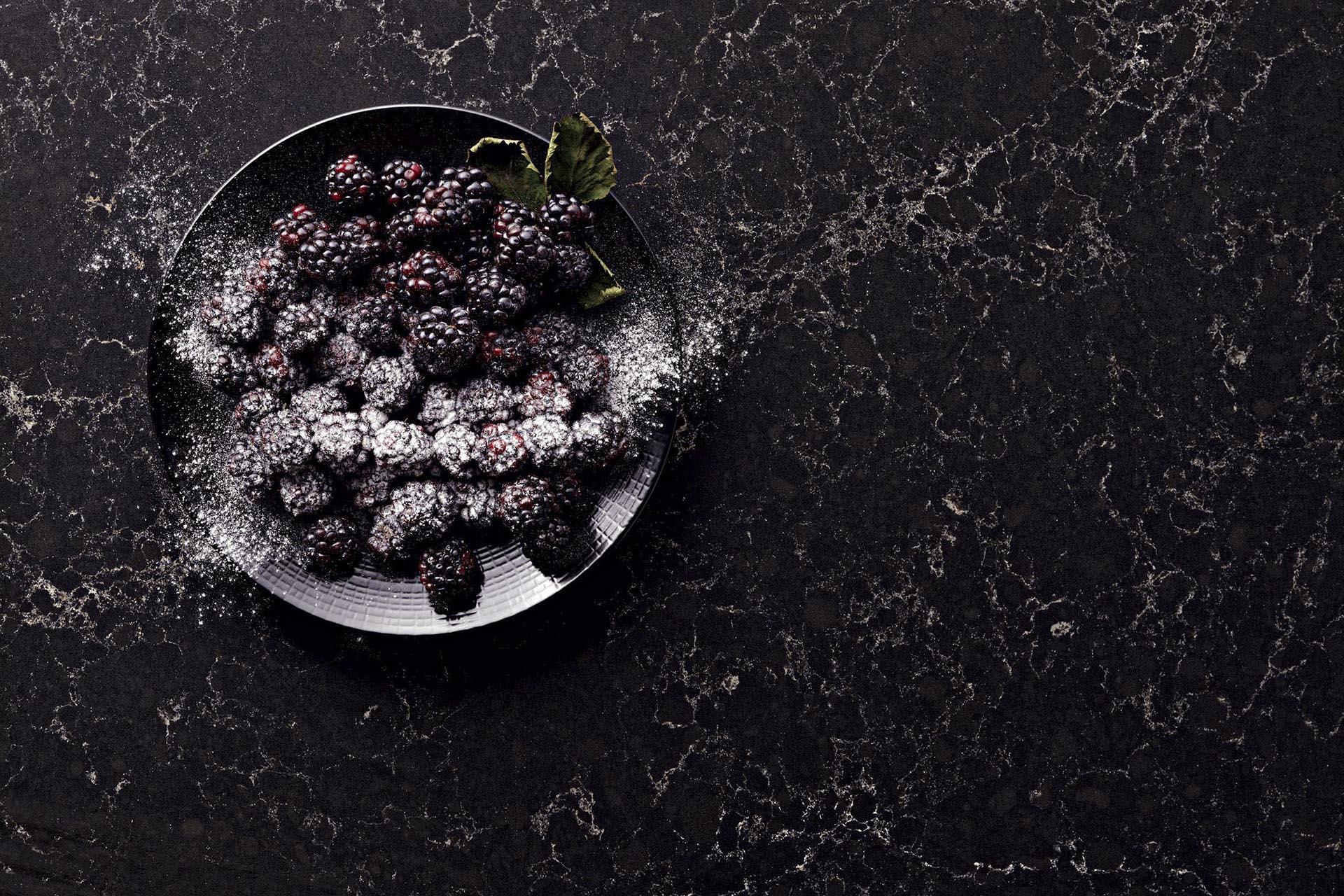 Caesarstone Vanilla Noir quartz worktops special offer
