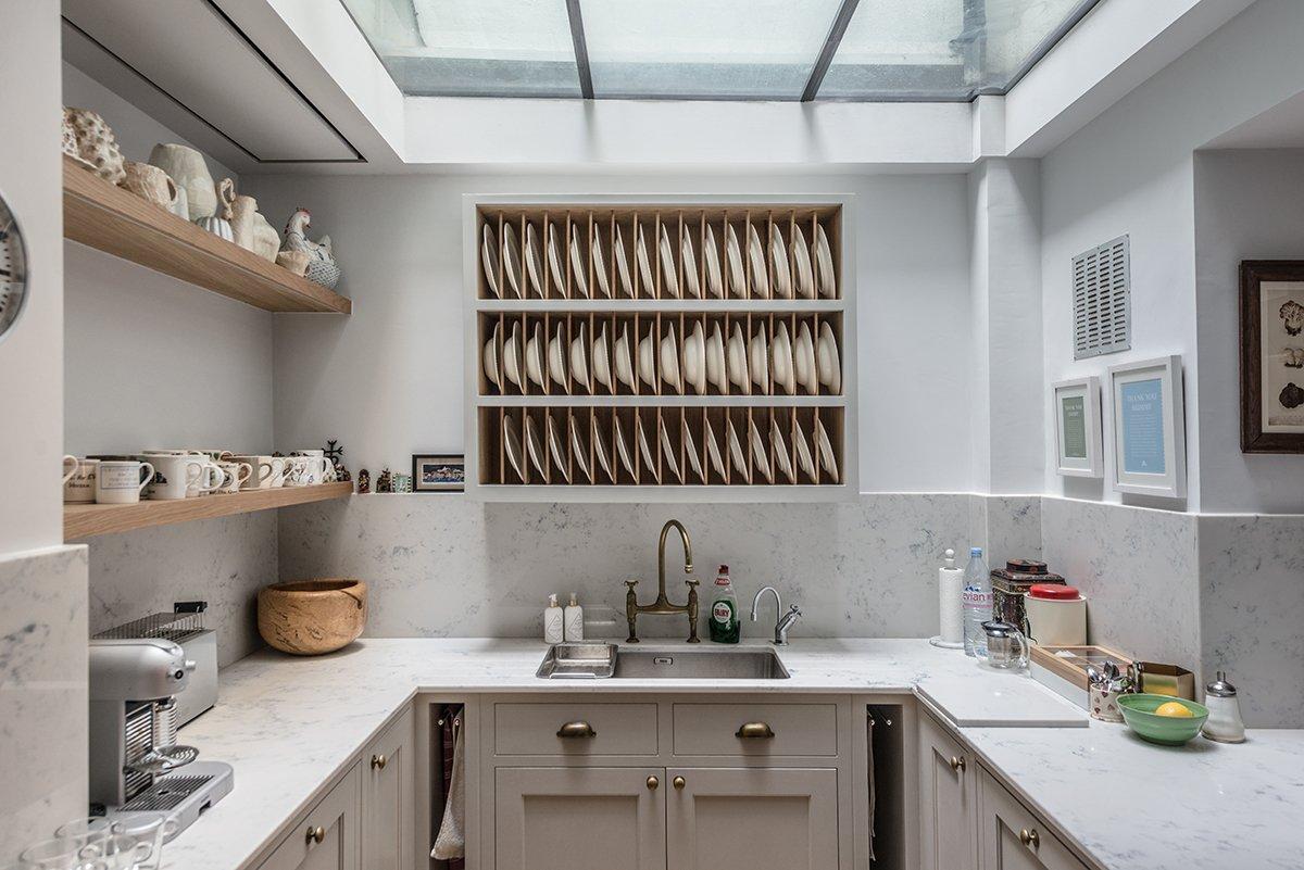 classic quartz marbre carrara westminster granite worktop kitchen envy