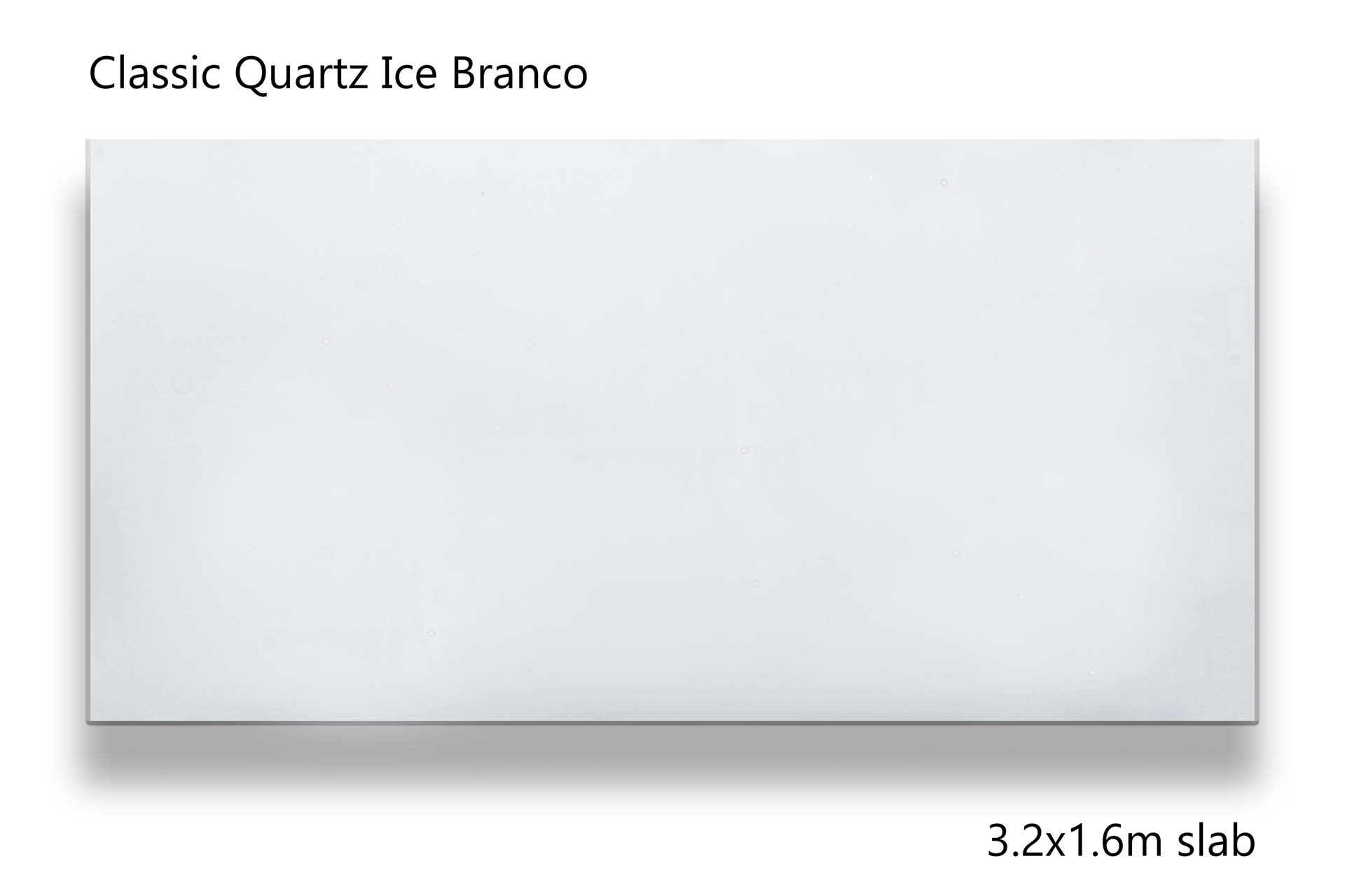 Classic Quartz Stone Ice Branco Andrew King Photography 074110a