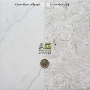 Classic Quartz worktops special offer Classic quartz worktops fiji olympia red