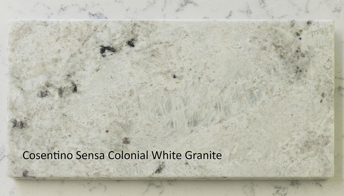 introducing silestone coral clay and sensa colonial white. Black Bedroom Furniture Sets. Home Design Ideas