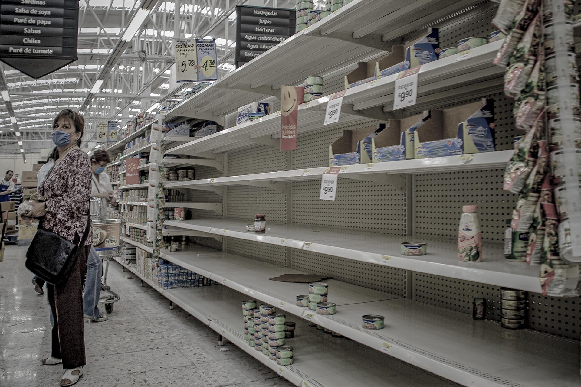 Granite worktops quartz supply problems supermarkets empty shelves sand joinery