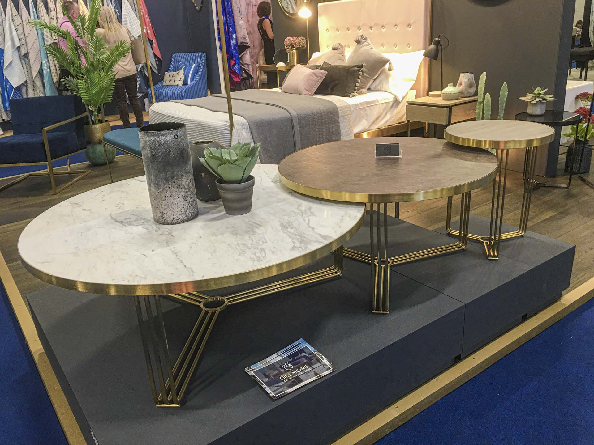 Decorex Olympia 2019 Affordable Granite Worktops