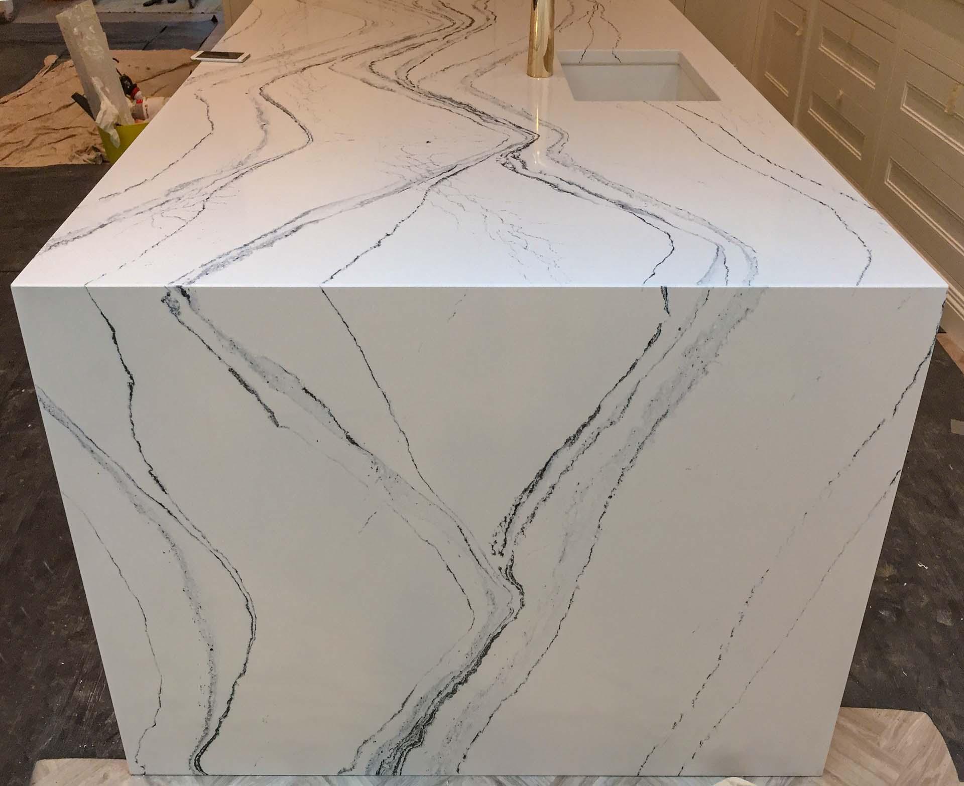 Cambria portrush granite worktops with confidence