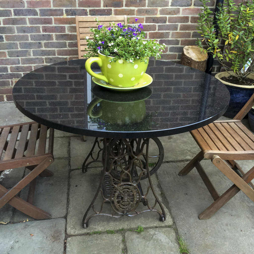 Granite Tabletops Garden Tables Granite Outdoor Dining Table Tops