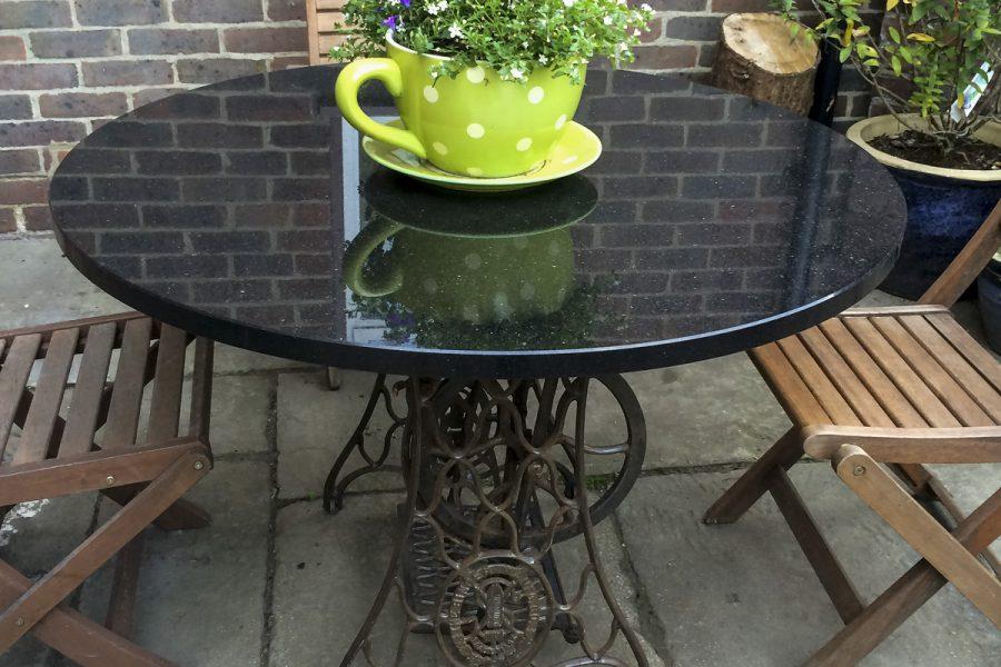Circular Granite Table Tops Round Tables in Granite