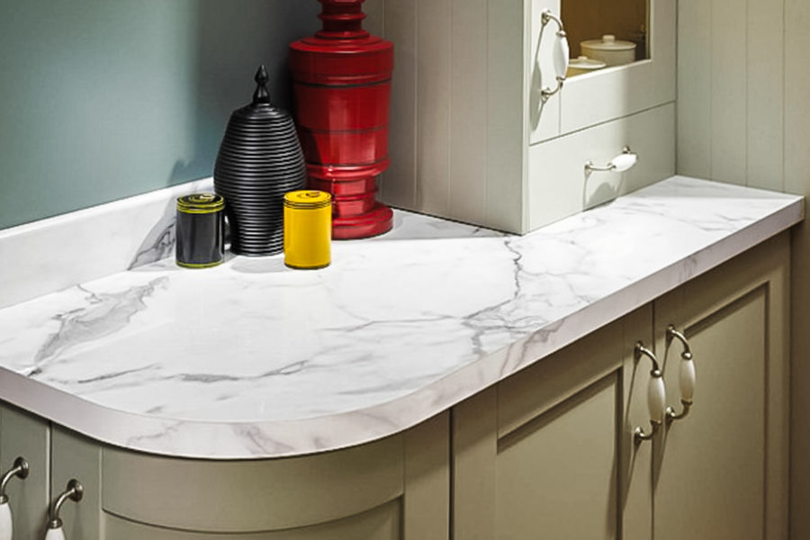 LAMINATE WORKTOPS V GRANITE WORKTOPS