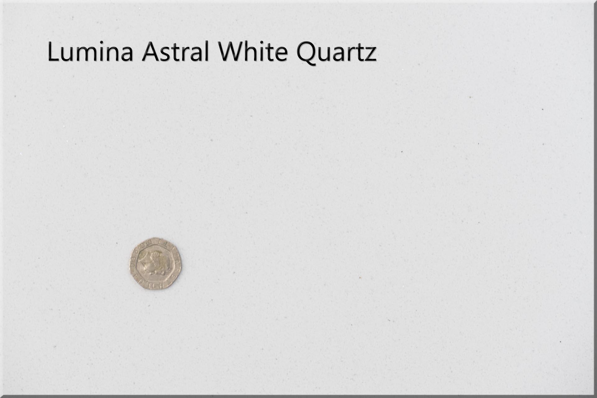 Lumina Astral White Quartz 161840 a red