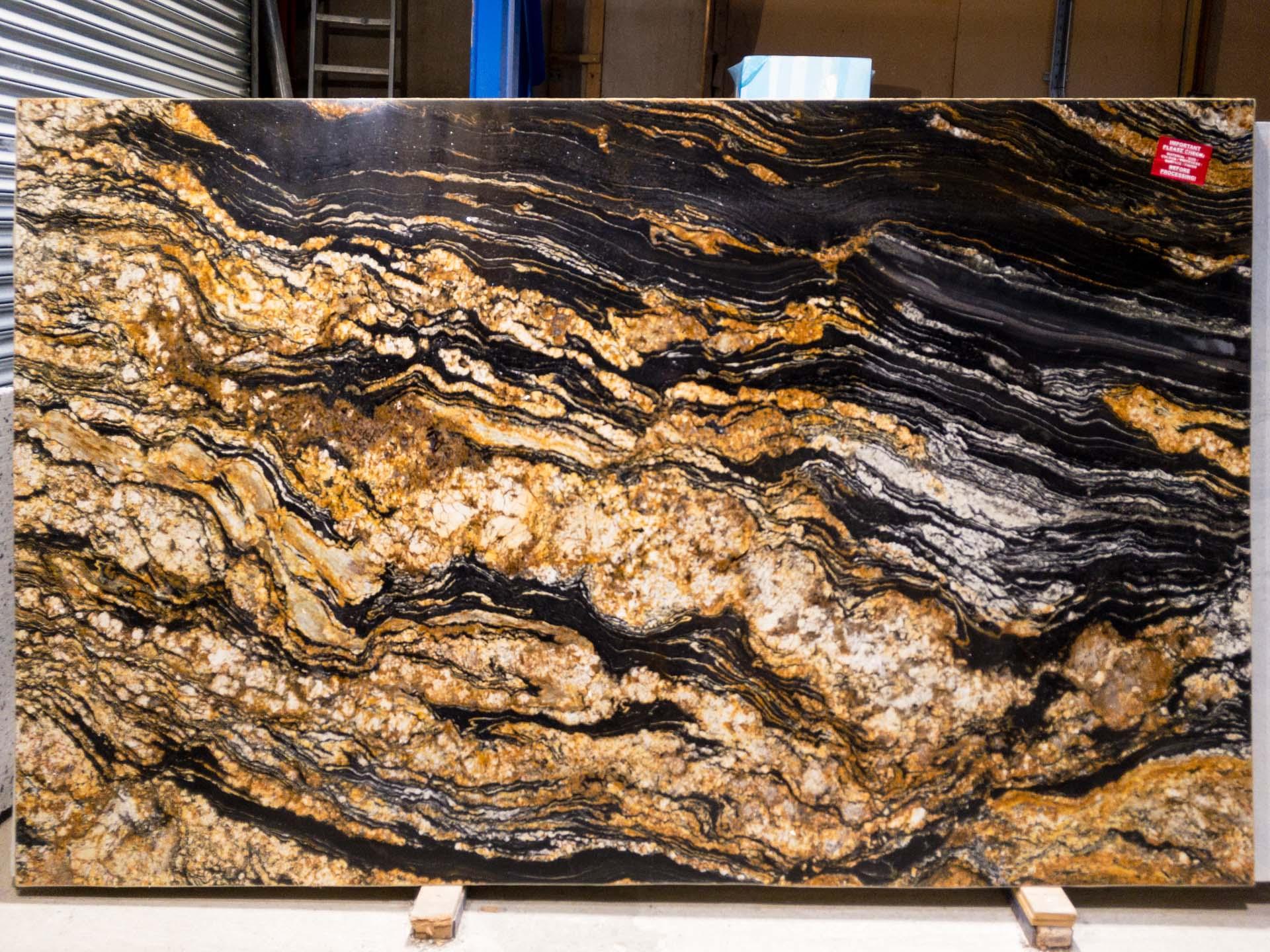 granite and quartz slabs Magma Black Granite GG181004 34093 154821-a