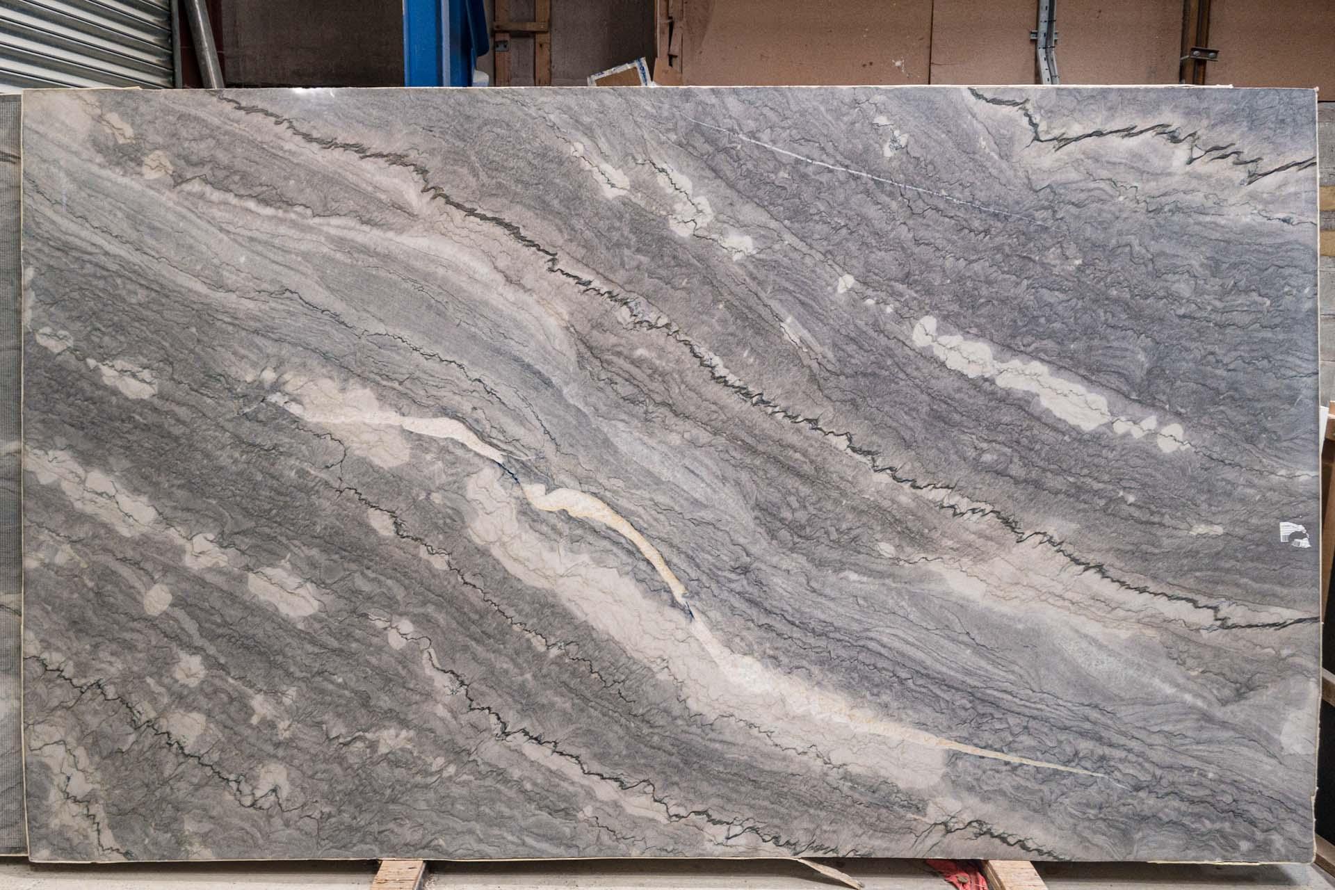 Nuvolato Primera granite worktops another one for Brett and jade