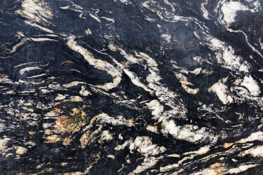 Cosmic Granite Black or White for a Statement Kitchen Worktop