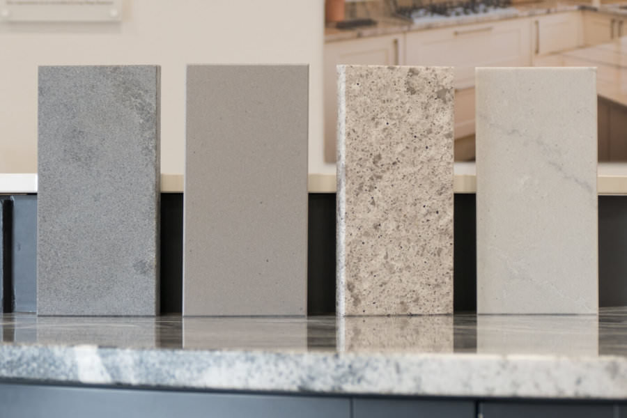 NEW QUARTZ WORKTOPS FROM CAESARSTONE