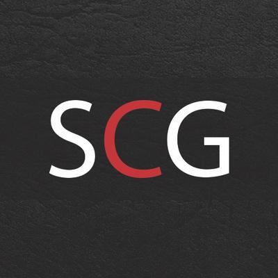 SCG logo glass splashbacks granite worktops