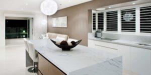 Classic Quartz Statuario Milan Kitchen 2