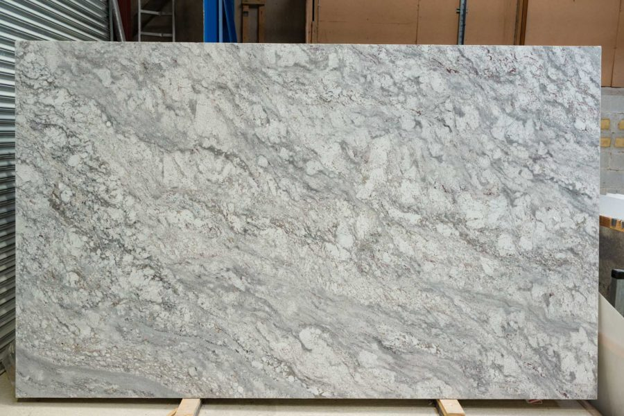 THE WHITE STUFF: LOOKING FOR WHITE GRANITE WORKTOPS