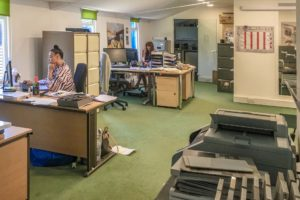 granite worktops factory office
