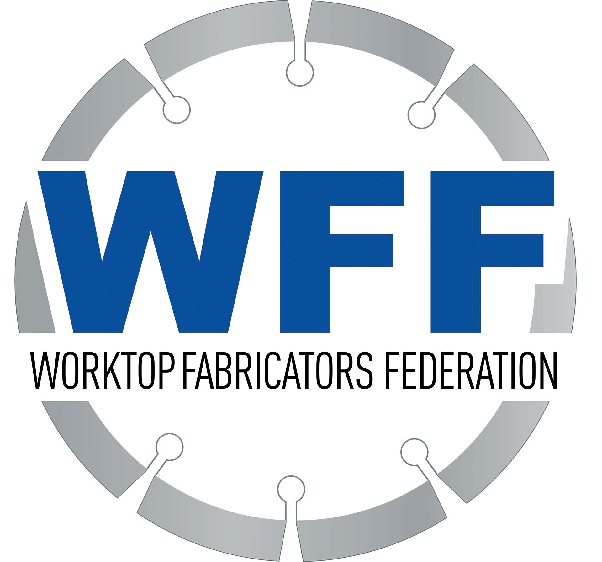 WFF logo worktop fabricators federation