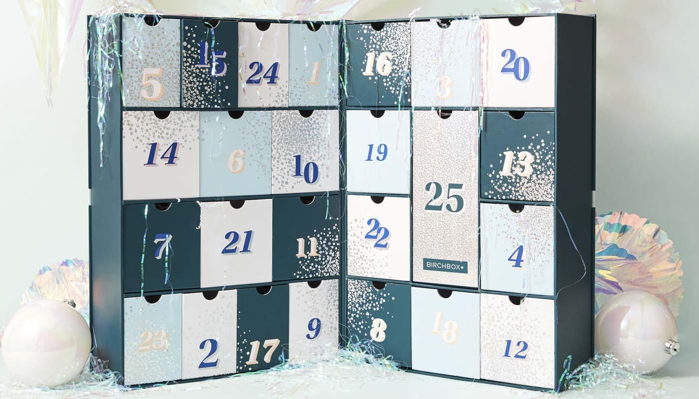 advent calendar beauty