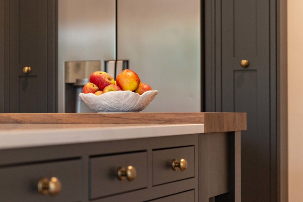 Oxted Surrey Affordable Granite Silestone Eternal Calacatta Gold