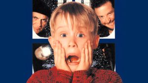 home alone and scared of brett