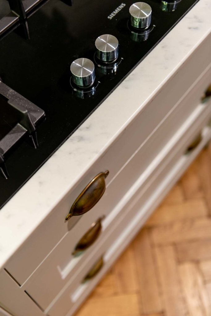 classic marbre carrara westminster nick geard flush fit hob