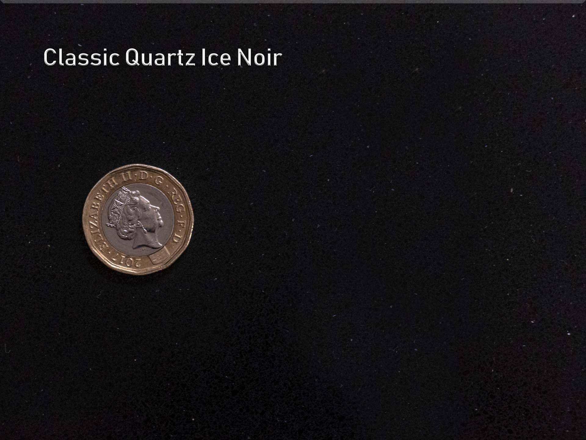 classic quartz ice noir small sparkly quartz worktops subtle special offer july 2019 164441