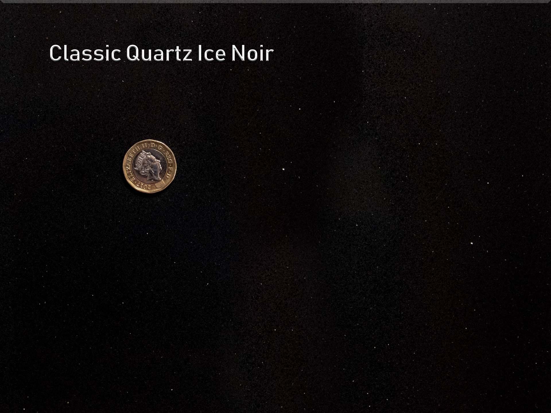 classic quartz ice noir small sparkly quartz worktops subtle special offer july 2019 164558