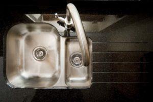 etroduo sink offer curvato tap 1810 company black pearl granite