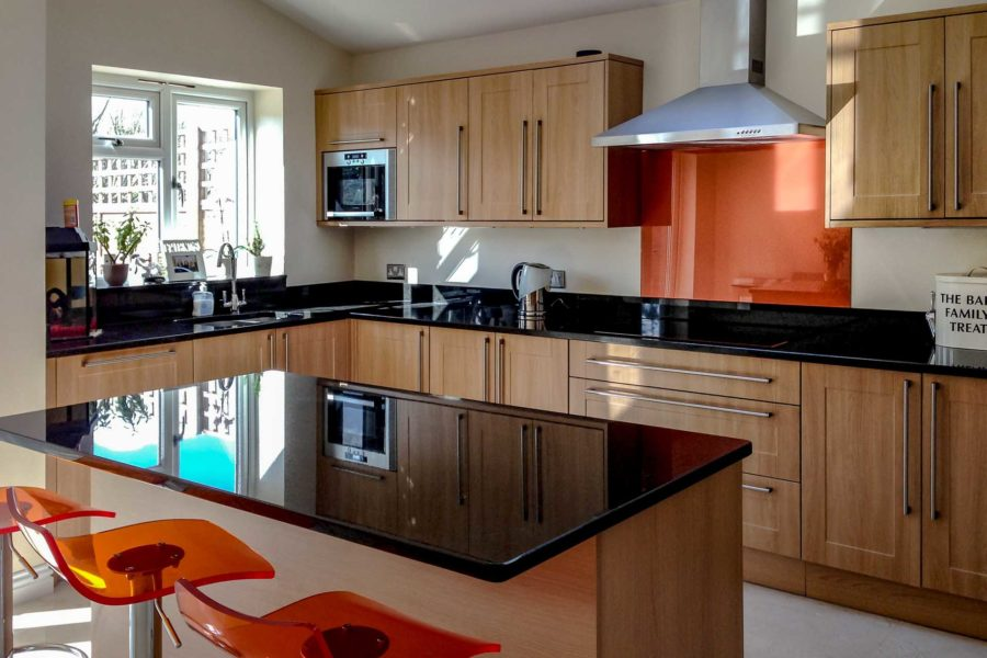 GLASS SPLASHBACK SPECIAL OFFER SURREY GRANITE WORKTOPS