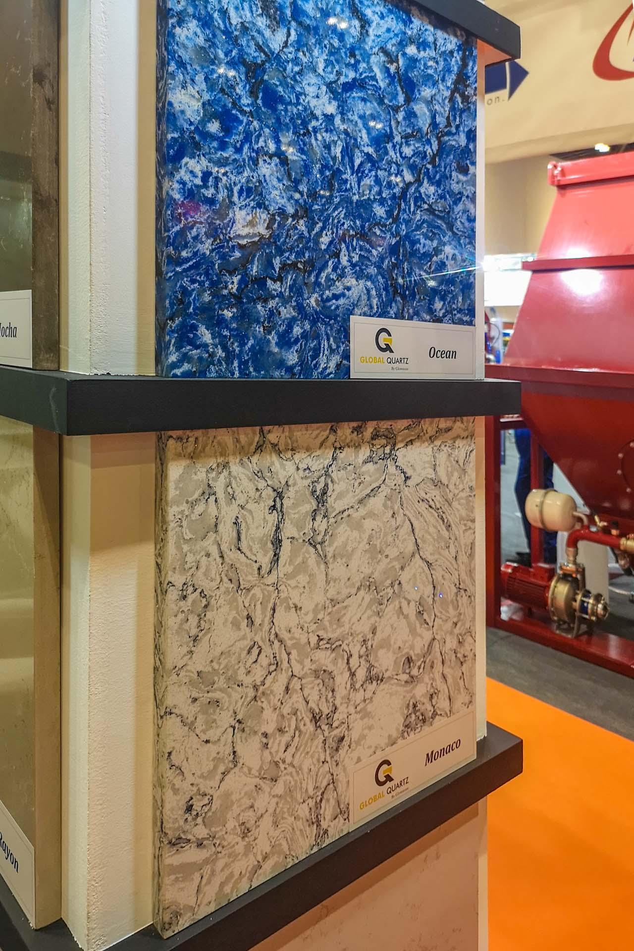 natural stone show affordable granite global quartz worktops