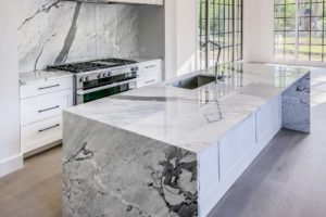 polished undersides granite quartz kitchen island under polishing smoothing Jenny Lind 154627
