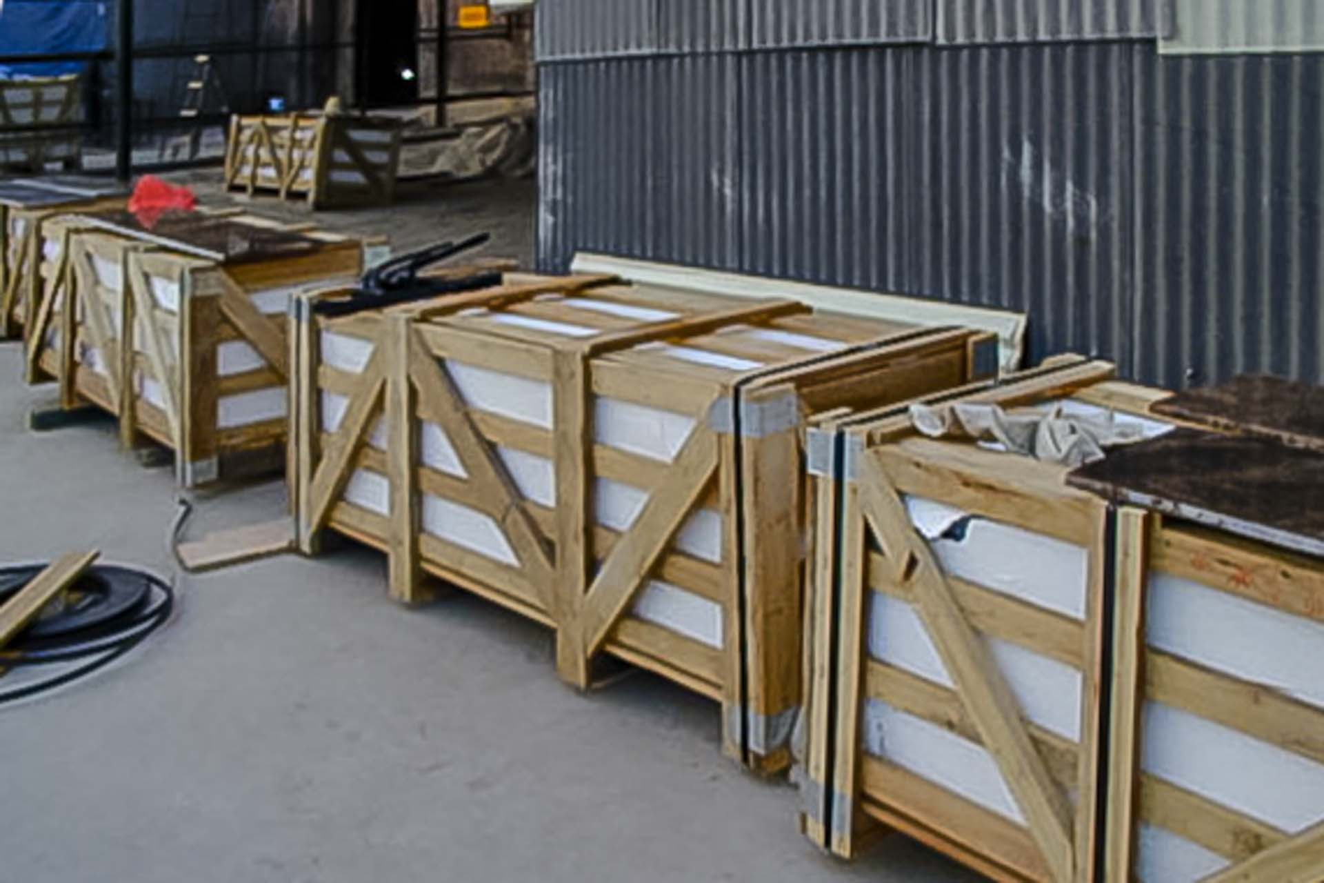 granite worktop prices quotation worktop blanks in crates at the factory in china
