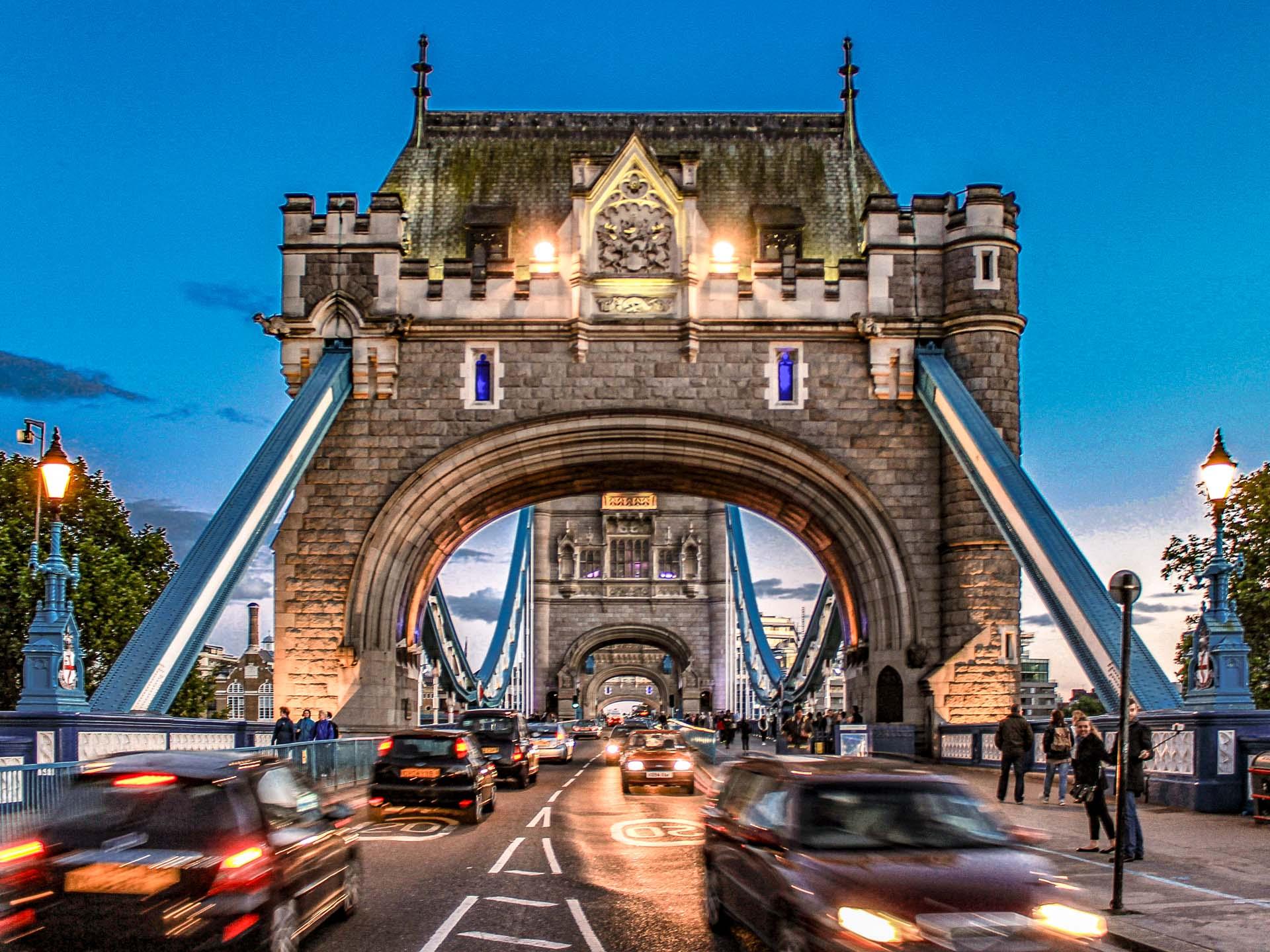 granite worktops costs distance architecture-sky-sunset-bridge-traffic-town-686030