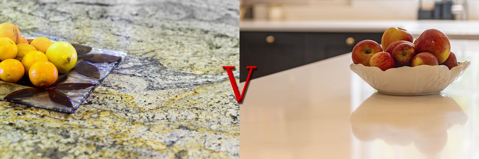 granite worktops v quartz worktops brett has gone