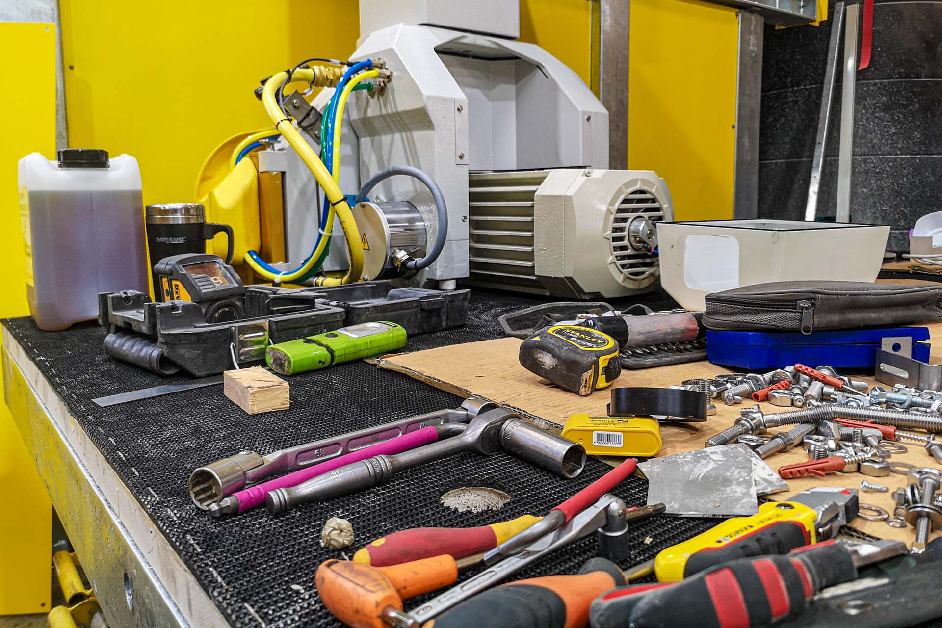 granite worktops workshop factory CNC saw 145157a
