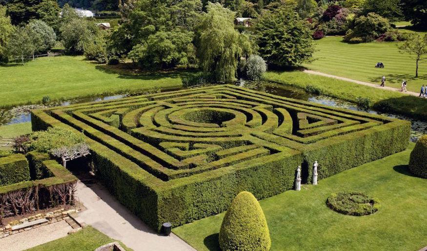hever castle maze granite worktops decisions