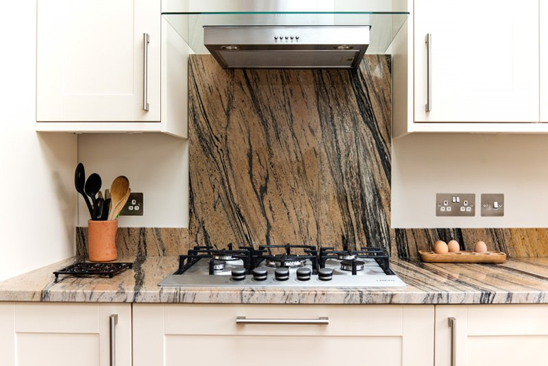Lemon Spice granite kitchen worktops Middlesex