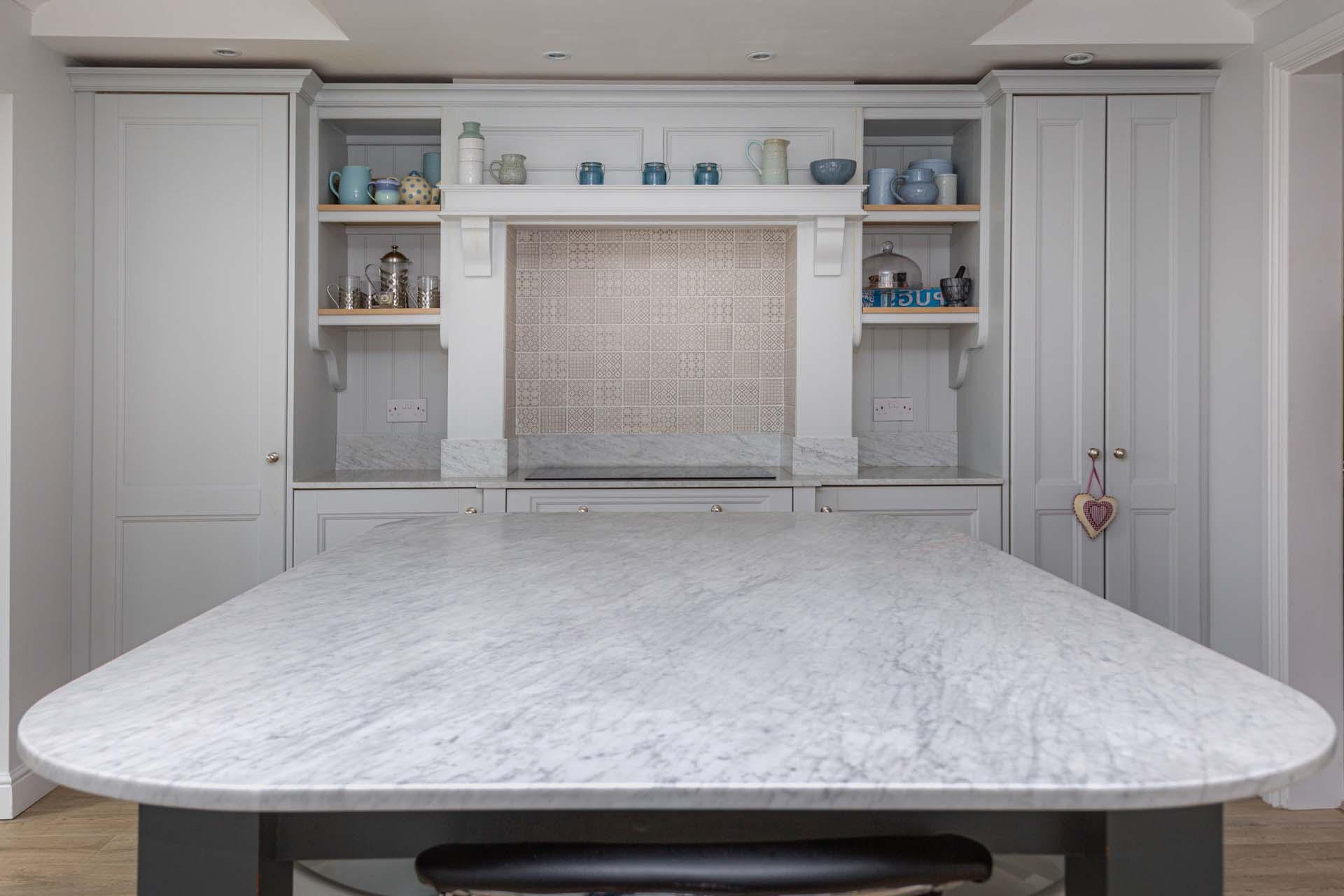 marble worktops kitchen problems staining 074658