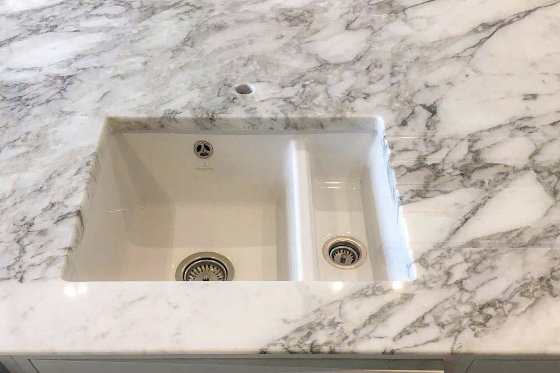 marble worktops kitchen problems staining 151206