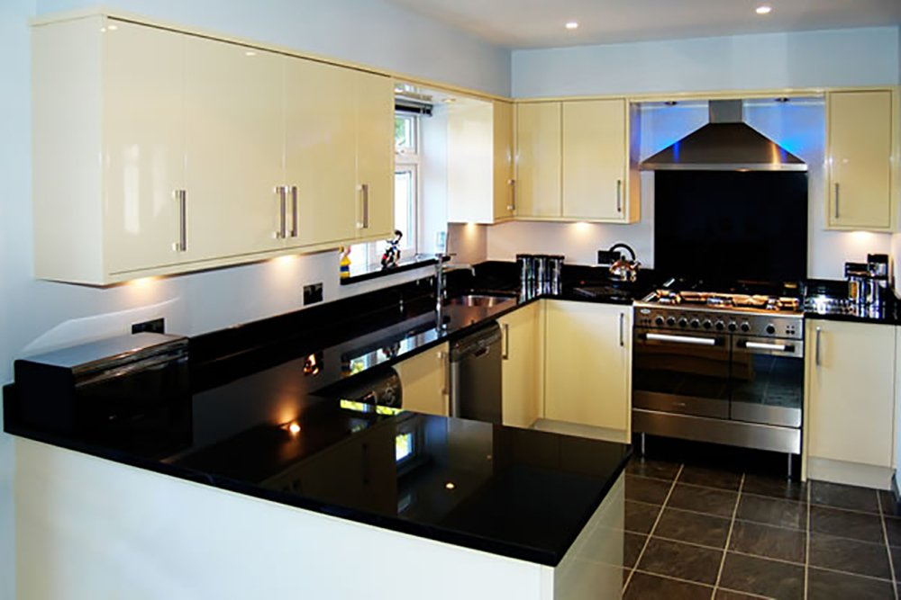 beautiful practical granite worktops from affordable granite. Black Bedroom Furniture Sets. Home Design Ideas