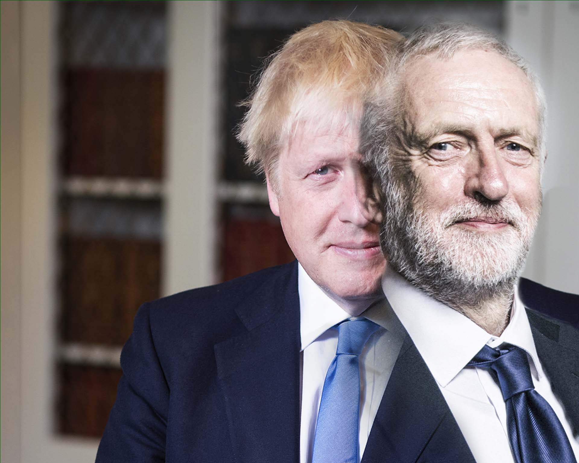 Boris and Jeremy it only needs Brett to complete the clowns