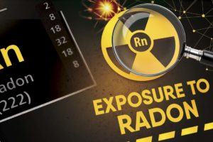 quartz and granite worktops radon gas exposure cancer risk 3×2